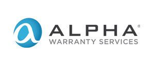 Alpha Warranty Services logo and The ACE Group