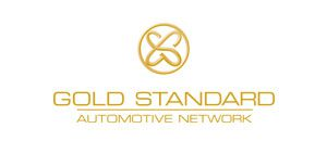 Gold Standard Automotive Network logo and The ACE Group