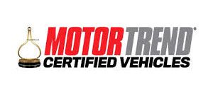 Motortrend Certified Vehicles logo