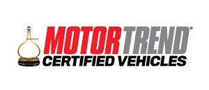 Motortrend Certified Vehicles logo