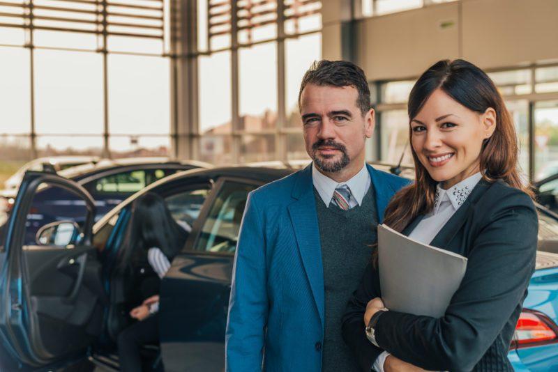 Car Salespeople