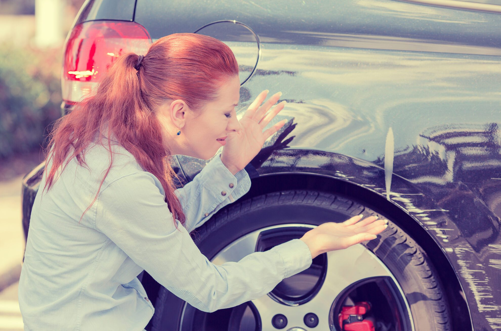 Auto Dent and Ding Protection – Going the Extra Mile for Your Customers