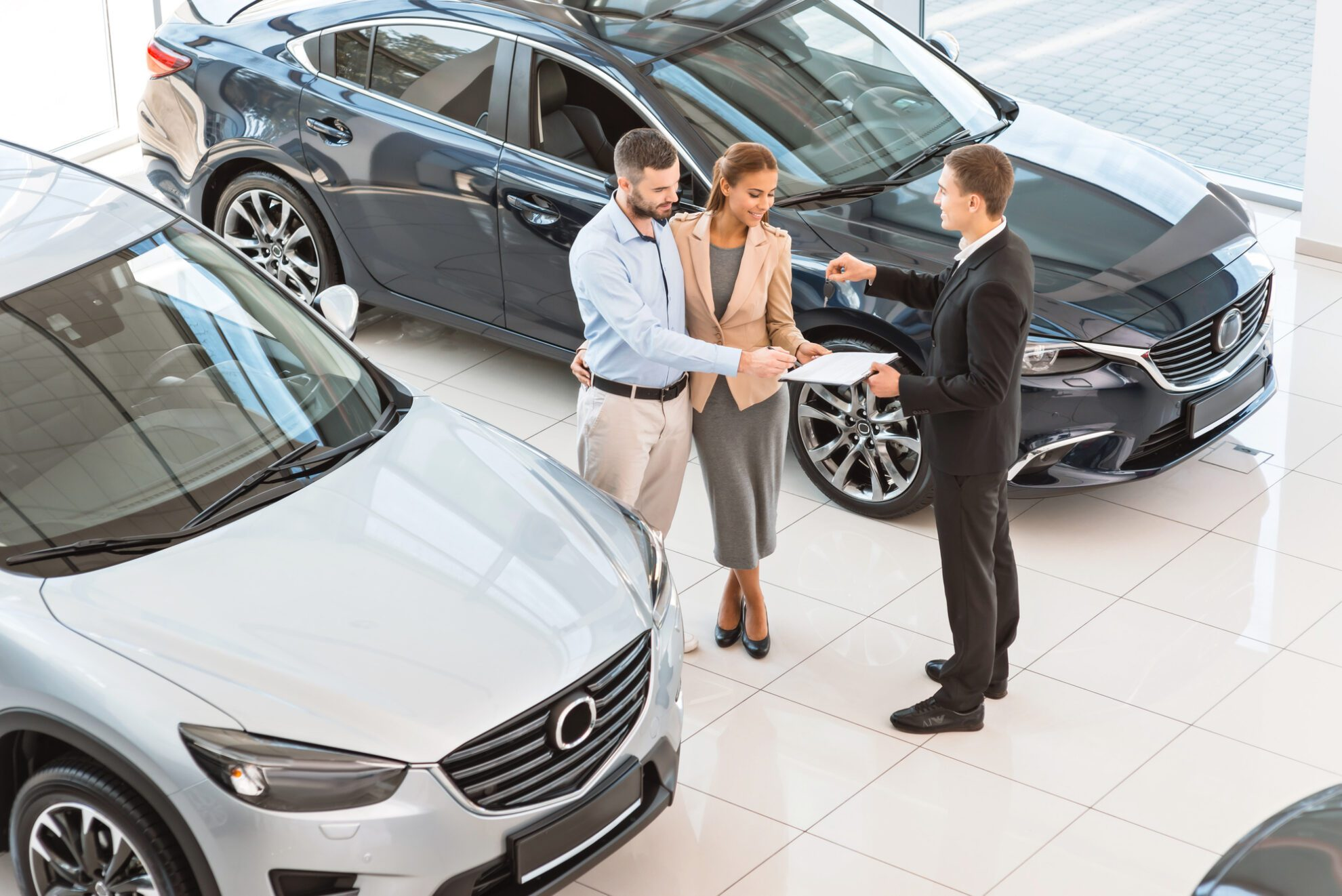 Six Solutions for Dealing with Difficult Car Buyers